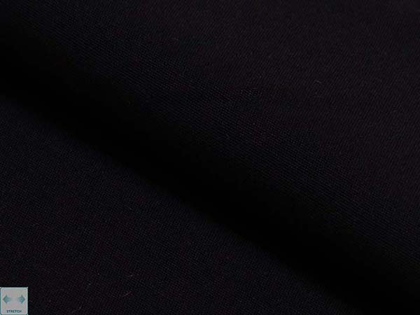 2_180B01-13 Black STRETCH FABRIC