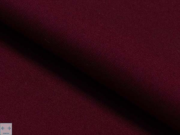 2_180B01-7 Maroon STRETCH FABRIC
