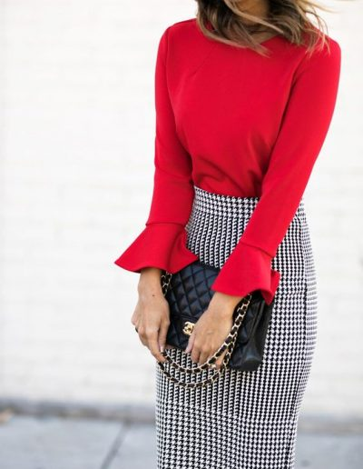 Latest Office & Work Outfits Ideas for Women (13)