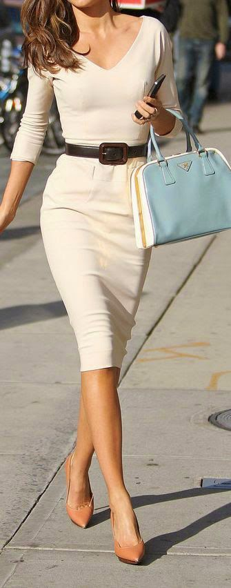 Latest Office & Work Outfits Ideas for Women (14)