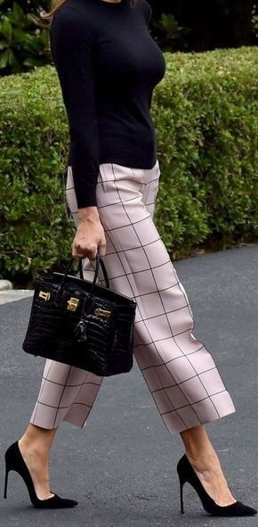Latest Office & Work Outfits Ideas for Women (4)