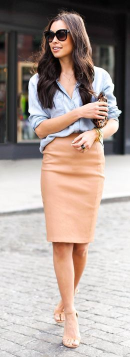 Latest Office & Work Outfits Ideas for Women (6)